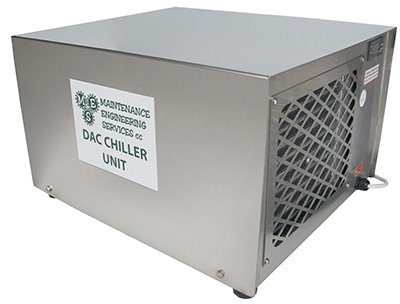 DAC-chiller